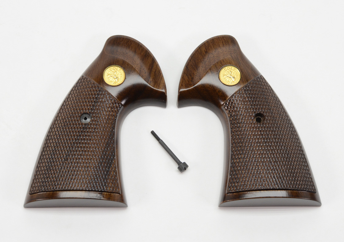 Colt Python Generation # late Model Grips