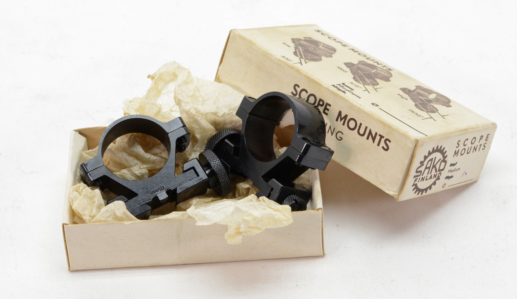 Sako Scope Mounts