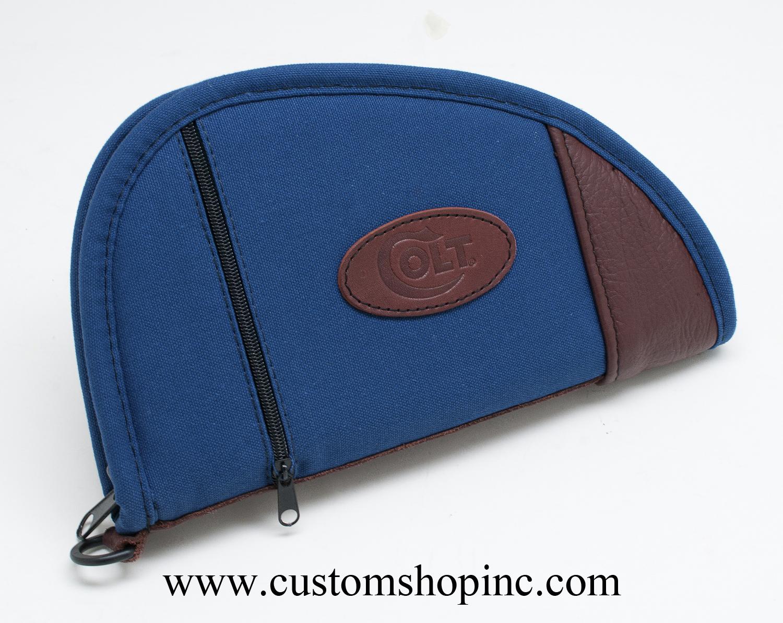 """Colt 11"""" Blue Soft Case"""