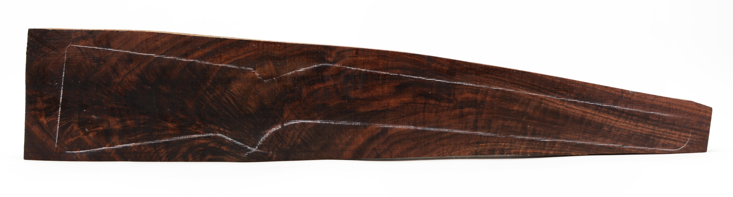 Wood Gun Stock Blank