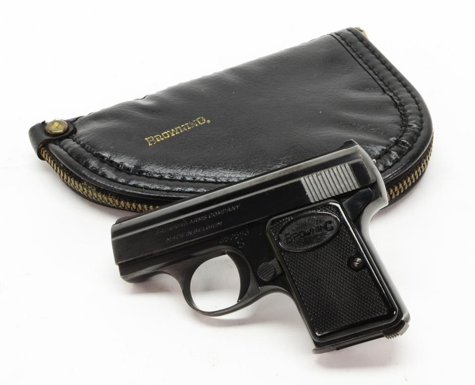 FN Baby Browning 25 ACP