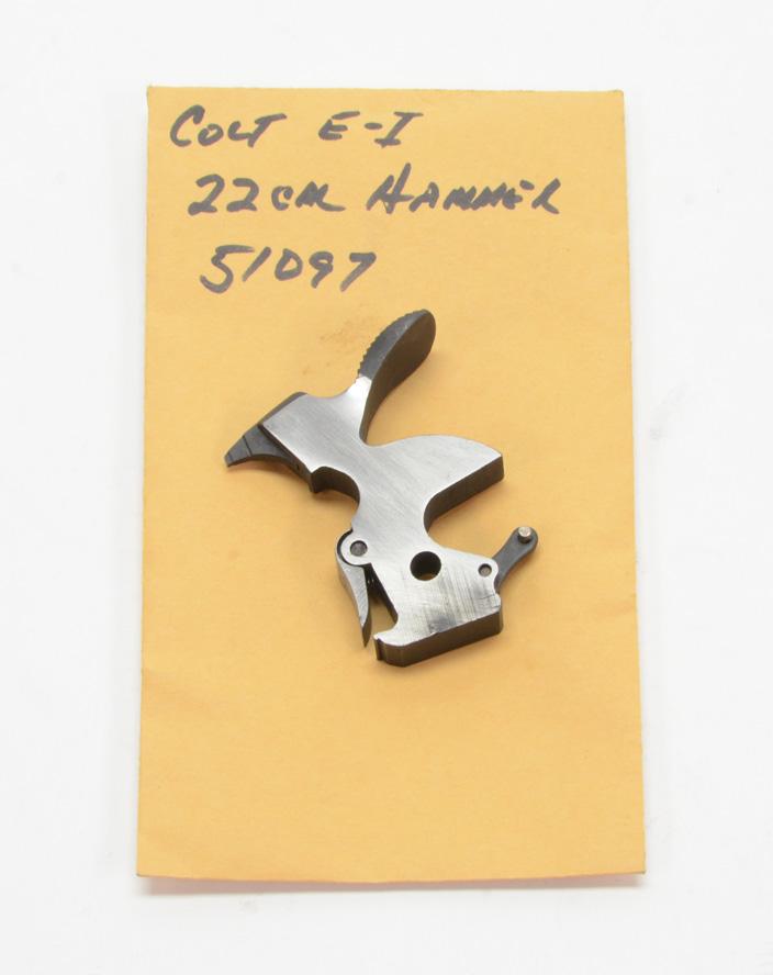 Colt E-I Frame .22 Cal. Hammer