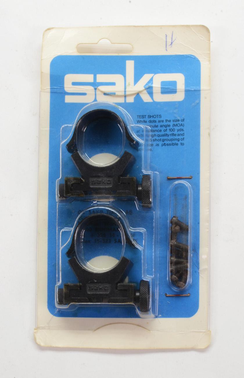 Sako Late Model Scope Mounts