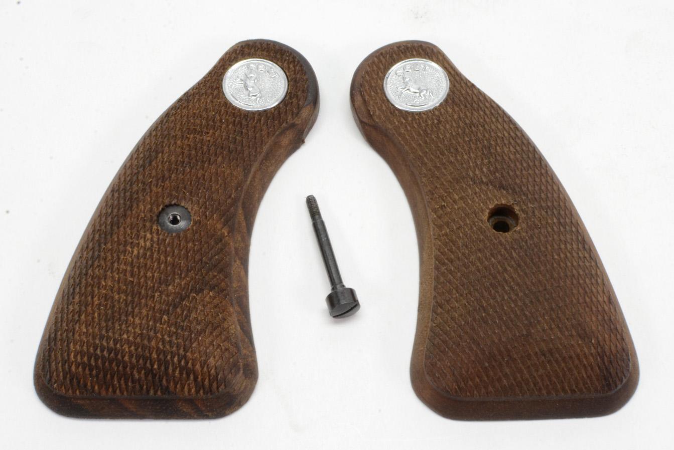 Colt D-Frame Grips