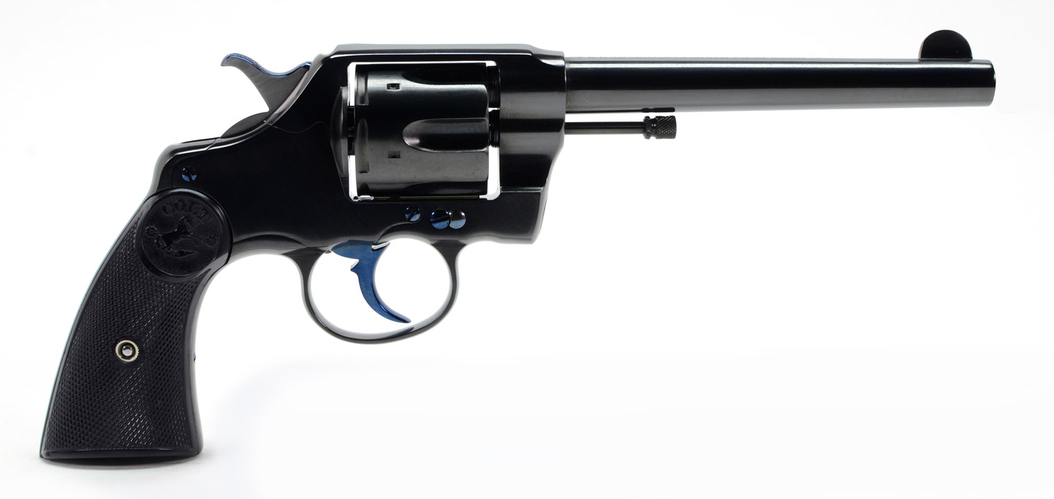 Colt New Army And Navy DA 38