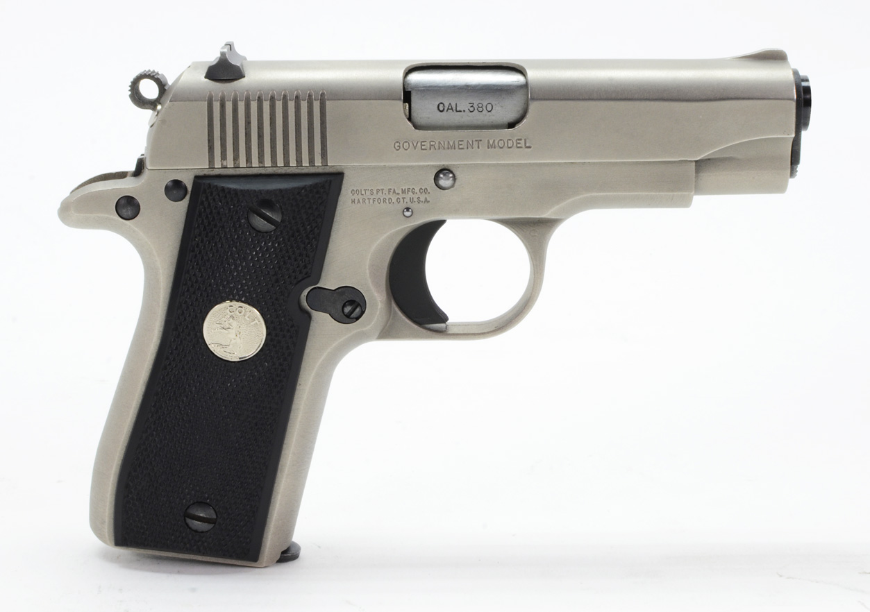 Colt MK IV Government 380