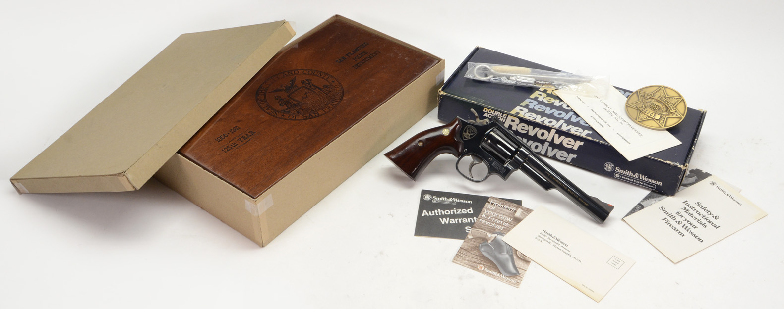 Smith & Wesson Limited Edition Model 19