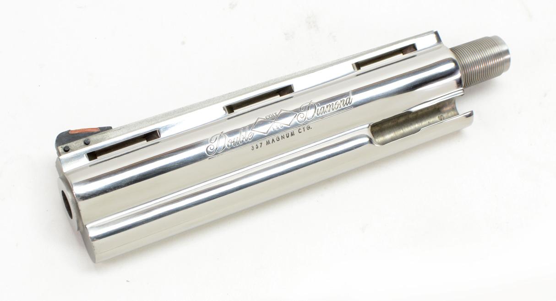 Colt Double Diamond Python Barrel