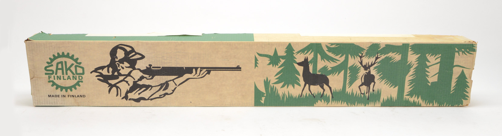Vintage Sako Box