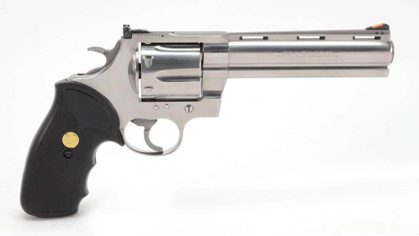 Colt Anaconda 6 Inch