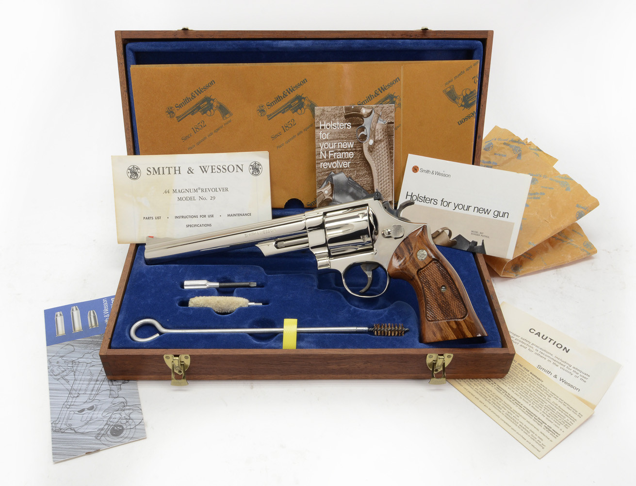 Smith & Wesson Model 29-2 44 Mag