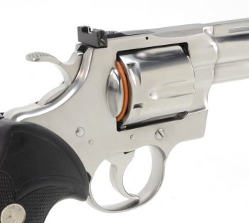 Colt Python 8 Inch Satin Stainless