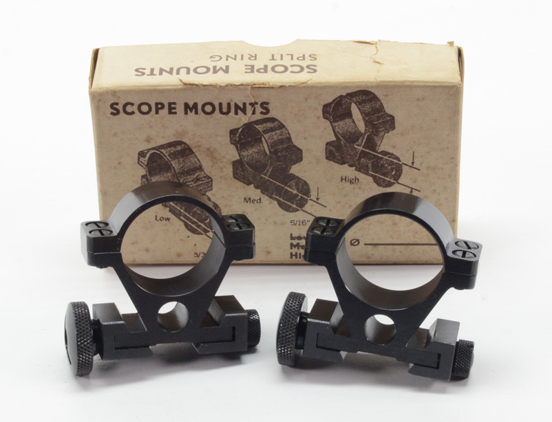 Sako High Scope Mounts