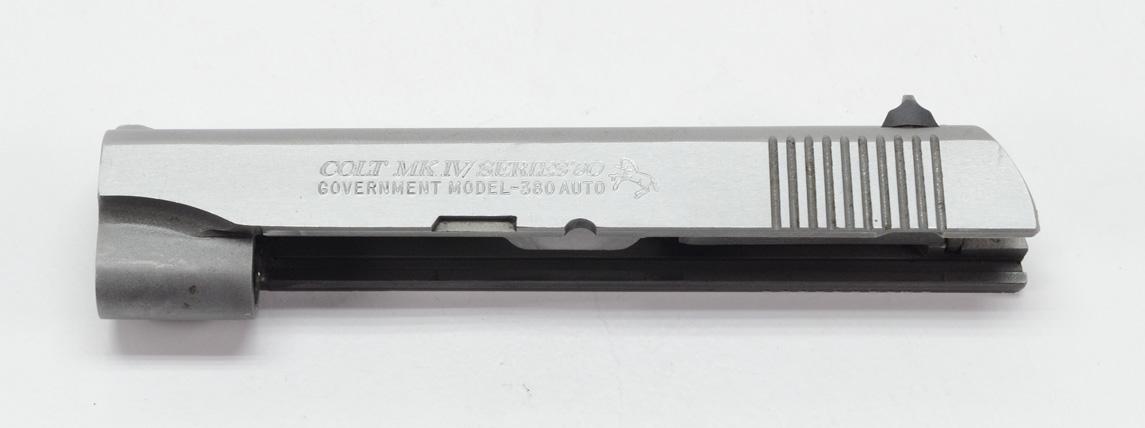 Colt Government 380 KM IV Series 80 Slide