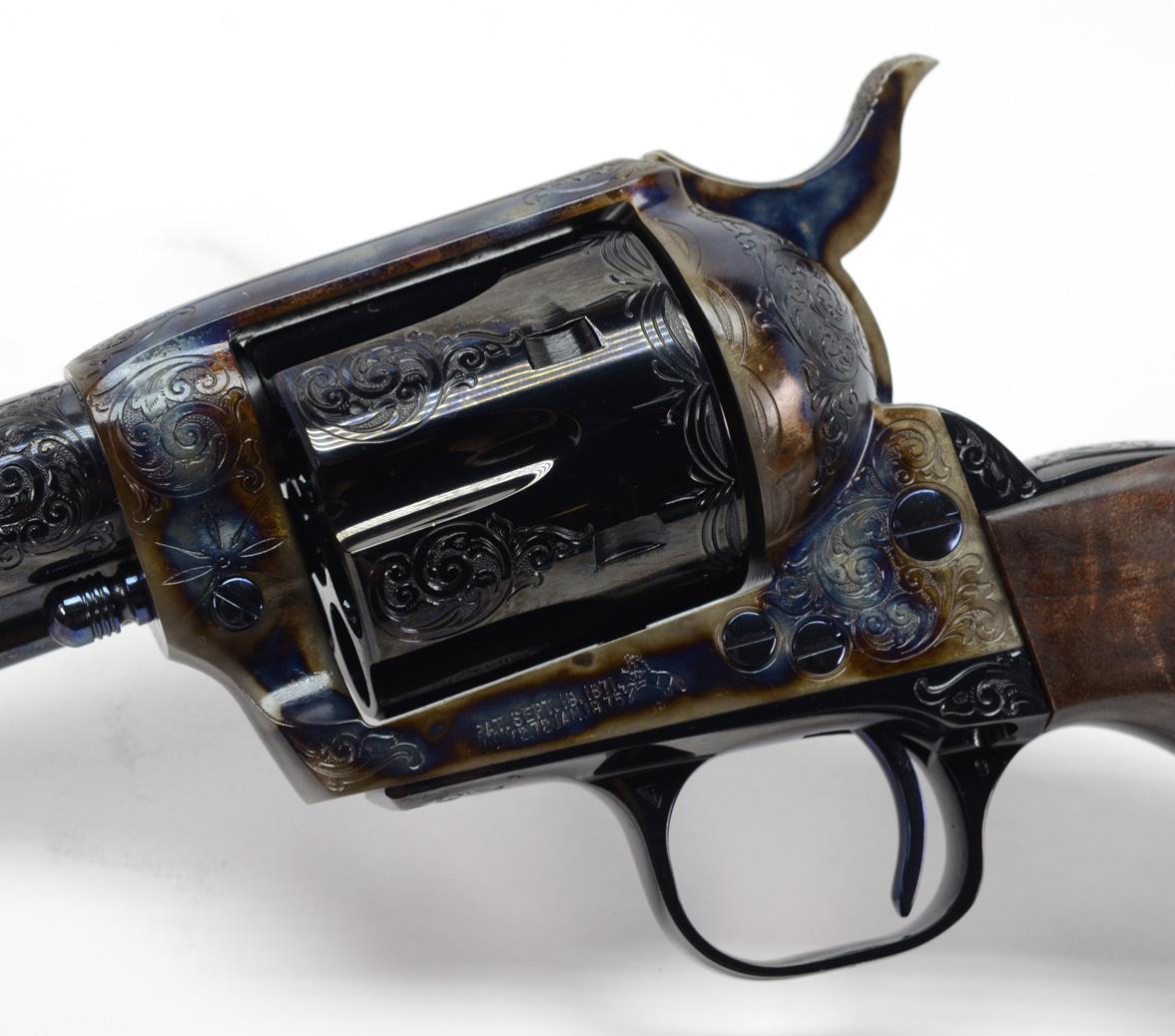 Colt SAA Consecutive Pairr