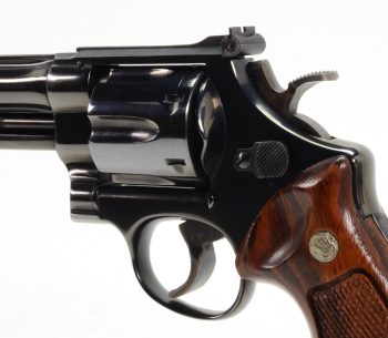 Smith & Wesson Model 27-2