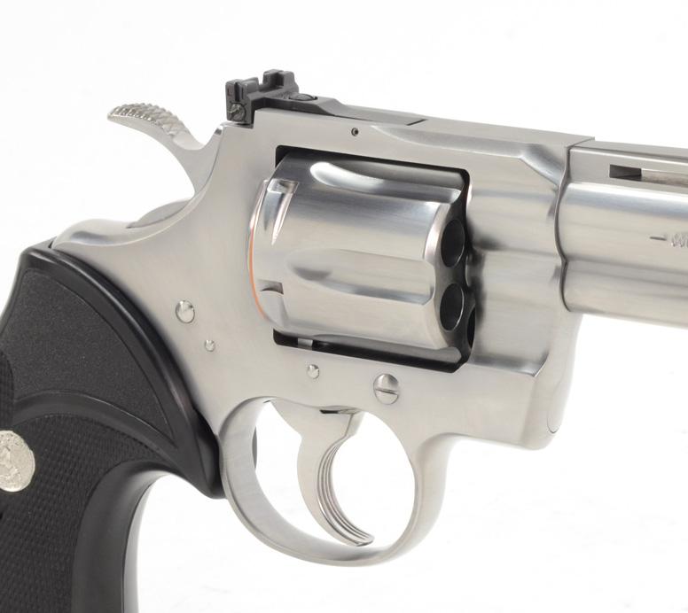 Colt Python 6 Inch SS