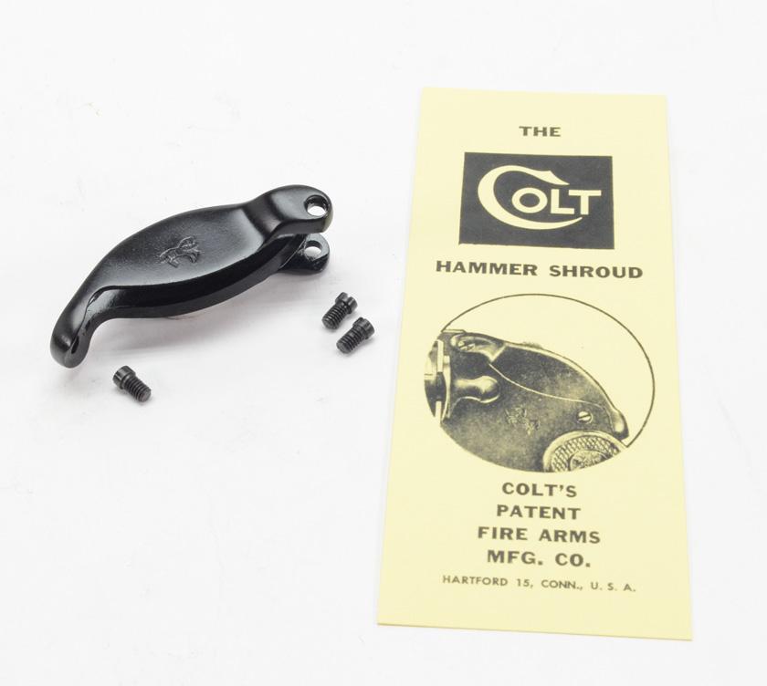Colt D-Frame Hammer Shroud