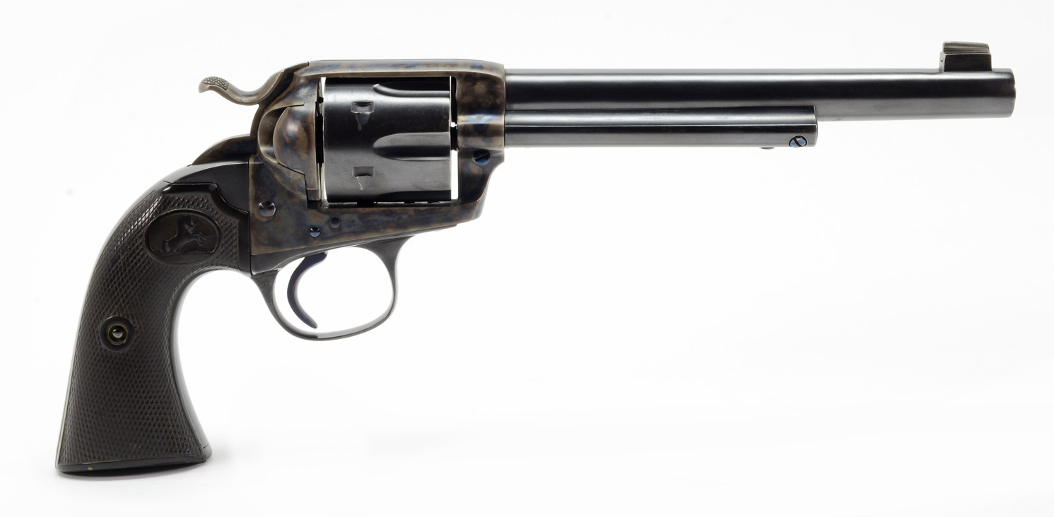 Colt Bisley Smith And Wesson 44 Special